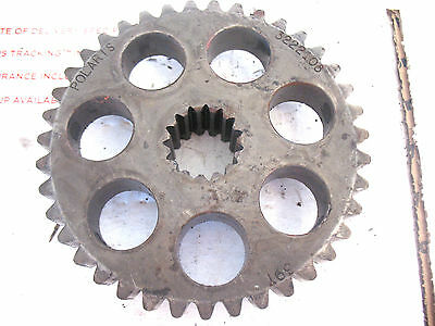 Polaris 3222108 Snowmobile Chaincase Sprocket Gear 39T 15S Indy XCR RMK Bottom