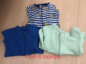 Baby boy 6-12month clothes