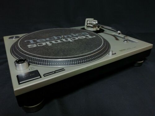 SL-1200 MK5 Technics Turntable Direct Drive In Very Good Condition