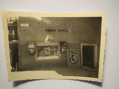 Frisier-Salon Franz Vanzo in der Oststr. 38 - Frisör - Laden Geschäft / Foto