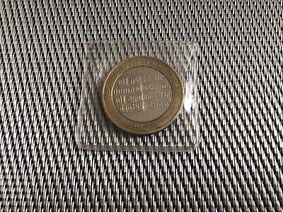 king james bible 2 pound coin