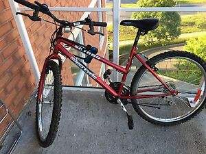Bran New bike