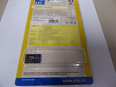 ESU 53614 LokPilot Standard H0 DCC/RailCom 21MTC Schnittstelle NEU online kaufen
