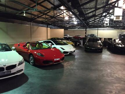 LUXURY & SPORTS CAR RENTAL COMPANY  FOR SALE Richmond Yarra Area Preview