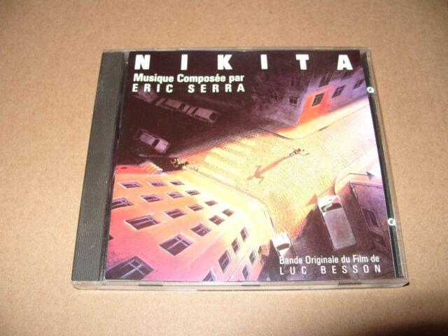 Eric Serra Nikita 21 track cd 1990