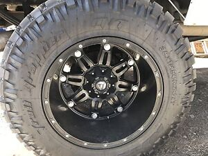 38 inch nitro trail grapplers on fuel rims
