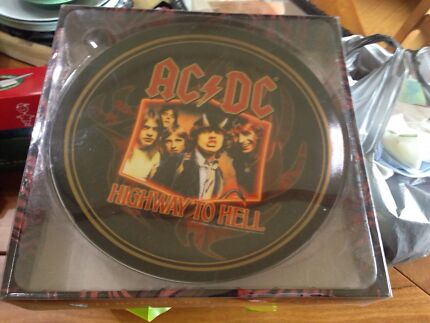 Acdc collector plate  Southern River Gosnells Area Preview