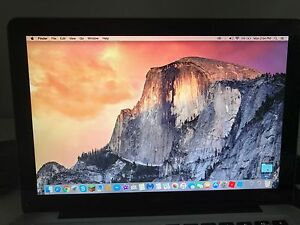 MacBook Pro (refurbished)