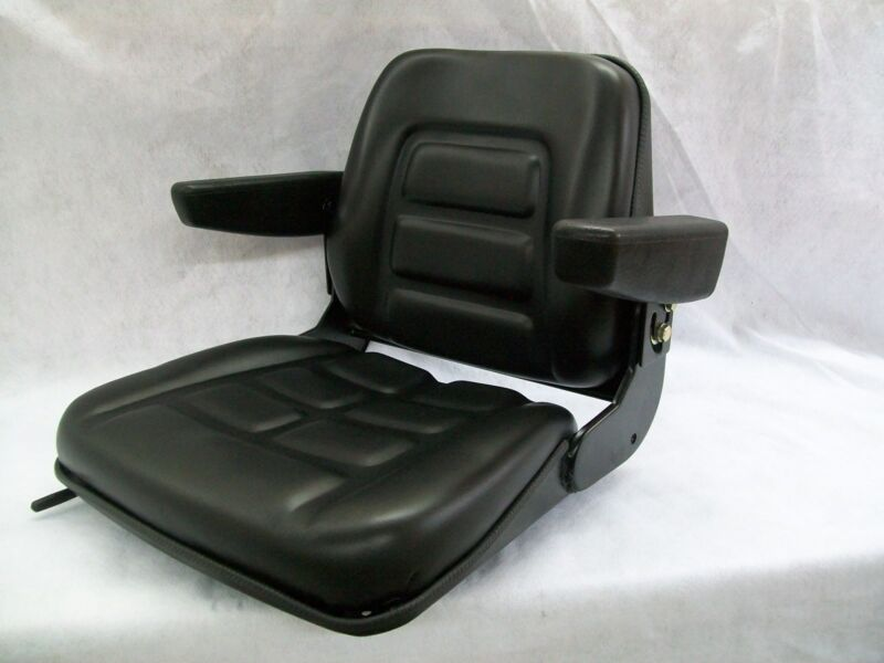 Concentric Universal Fold-Down Black Seat with arm rests Model# 35500BK  #BJ