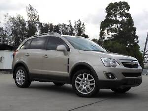 2012 HOLDEN CAPTIVA 5 1 OWNER LOW KS DRIVES AMAZING WONT LAST Haberfield Ashfield Area Preview