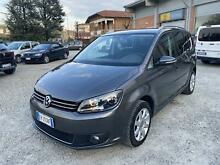 VW Touran 1.4 TSI 150CV Ecofuel -Unico Proprietario