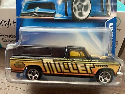 HOT WHEELS VHTF 1979 FORD F150