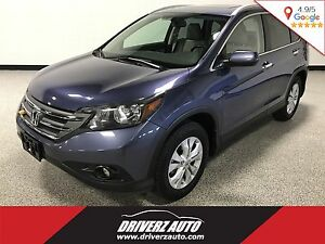 2013 Honda CR-V Touring TOURING TRIM, LEATHER, NAVIGATION