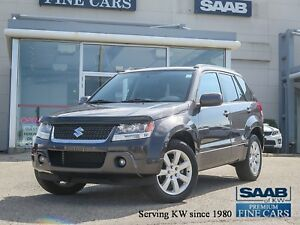 2011 Suzuki Grand Vitara JLX Leather Interior  4WD