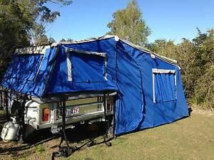 TMR CAMP TRAILER Mundoolun Logan Area Preview