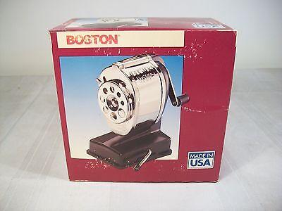 BOSTON PENCIL SHARPNER - VACUUM MOUNT - MODEL 1072