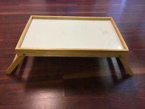 Bed Trays (Small foldable table)