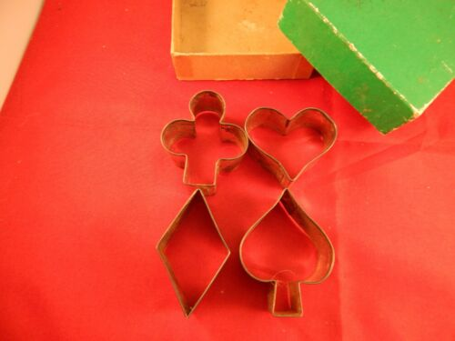 Vintage Playing Card cutters