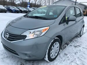 2014 Nissan Versa Note 1.6 S MANUAL EDITION | LOW KMs | GREAT...