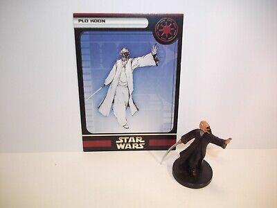 Star Wars Miniatures - Plo Koon 22/60 - Rare - Clone Strike