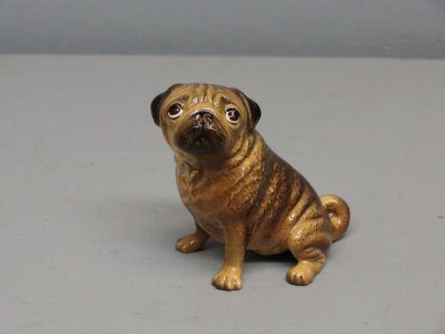 Hagen Renaker DW Pedigree Pug Dog