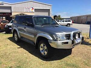 2003 Nissan Patrol ST 4x4 Wagon **7-SEATER!! - TURBO DIESEL!!** East Rockingham Rockingham Area Preview