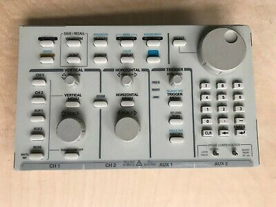 Tektronix Tds520 Front Panel In Excellent Working Condition