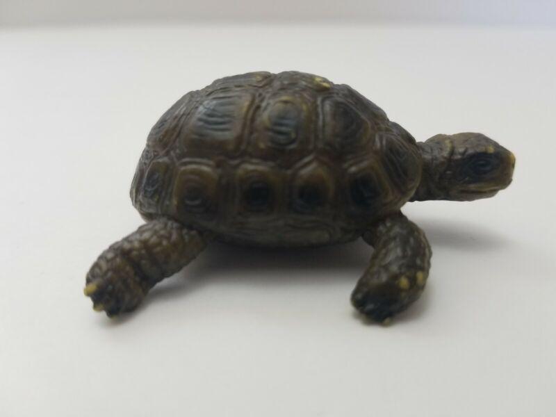 Schleich Turtle / Tortoise Figurine 2002