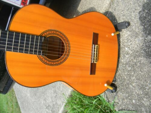 ALHAMBRA CLASSICAL GUITAR by  MURO DEL ALCOY MODEL 7Fs spain