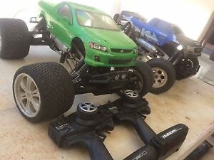 Rc petrol powered cars Ashmore Gold Coast City Preview