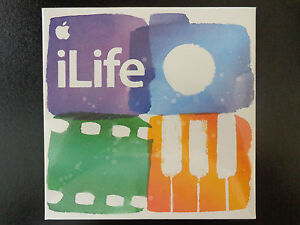 Apple Ilife 11 Single Full Version with IDVD IWEB IPHOTO IMOVIE & GARAGEBAND