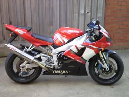 Yamaha r1 2001 Geelong Geelong City Preview