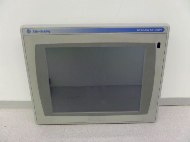 Allen Bradley Versaview CE 1250H Color Touch Display Module 6189-RDT12C