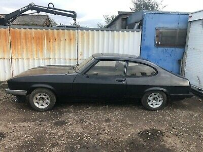 ford capri 2.8 injection 1983
