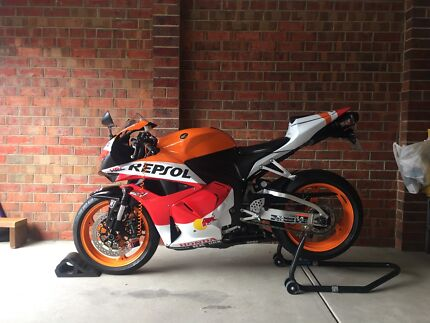 2005 honda cbr600rr | motorcycles | gumtree australia frankston