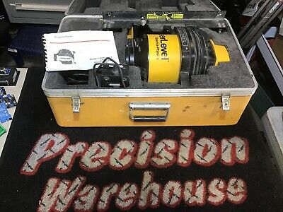 Spectra Physics Laser Level 1142xl Ready To Run Unit. Tested