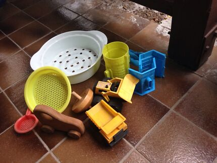 Sandpit & sand play/beach toys Ferny Grove Brisbane North West Preview