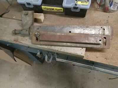 Original South Bend 9 10k Metal Lathe Taper Attachment