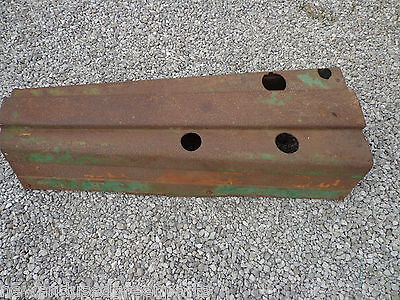 John Deere 320 40 420 Hood Sheet Metal