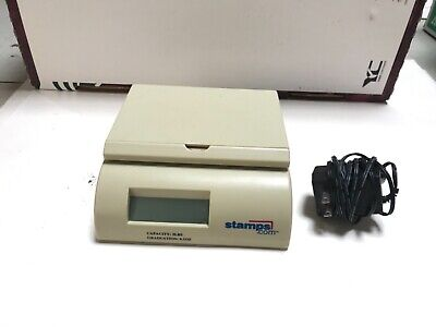 Used Stamps.com Electronic Postage Scale 5 Lb. Capacity