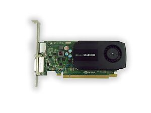 NVIDIA Quadro K420 1 GB GDDR3 Graphics Card  Dual Video Output HP OEM 775122-001