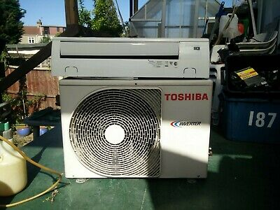 Toshiba air conditioning unit