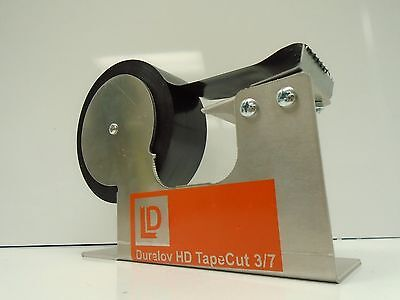 Tape Dispenser 2 And 3 Inches Desktop Stand Commercial Wrap Duralov