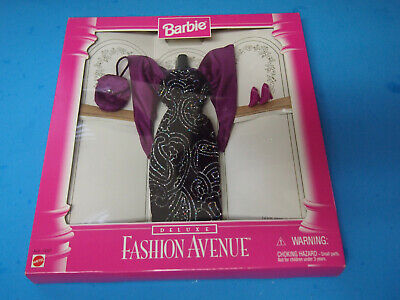 1996 Mattel Deluxe Fashion Avenue Outfit #14307 NIB