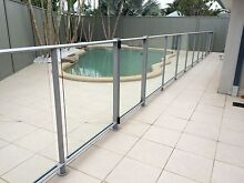 POOL FENCE - GLASS Panels Helensvale Gold Coast North Preview