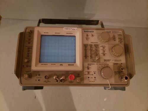 Tektronix 492P Programmable Spectrum Analyzer