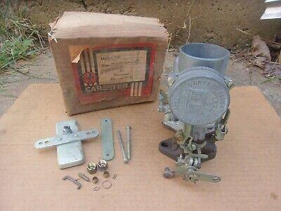 CARTER WA-1 1BBL CARBURETOR KIT 1940-1942 HUDSON 6 CYLINDER 454S