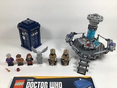 LEGO Ideas (CUUSOO) 21304 Doctor Who 100% Complete W/ Manual No Box (2015)