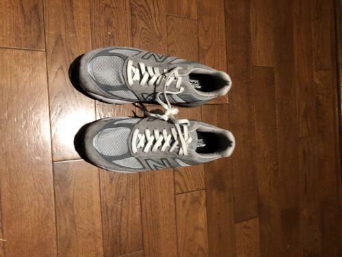 new balance 990v5 grey Men Size 10