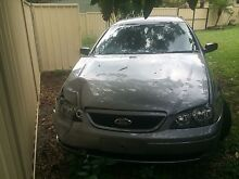 2002 Ford Falcon Ba XT Repairable/Wrecking Nelson Bay Port Stephens Area Preview